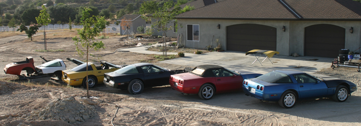 OEM Corvette Parts for Sale