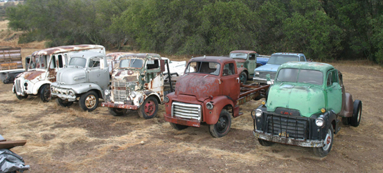 Barby's Street Rods - Current Projects